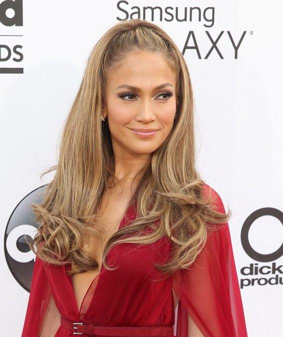 Jennifer Lopez at 2014 Billboard Music Award