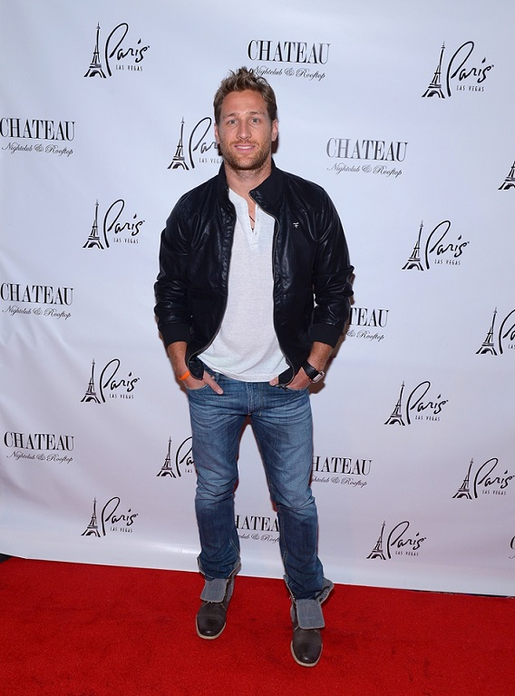 Juan Pablo Galavis on Chateau Red Carpet