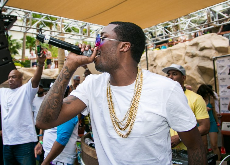 Meek Mill at REHAB