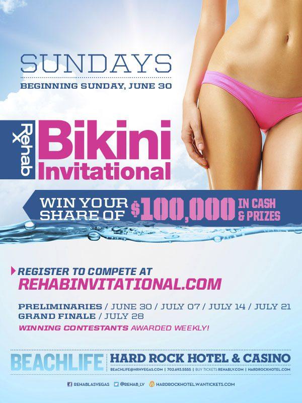 REHAB Bikini Invitational