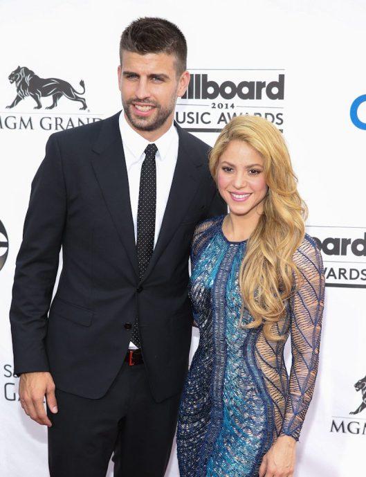 Shakira at 2014 Billboard Music Awards