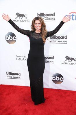 Shania Twain at 2014 Billboard Music Awards