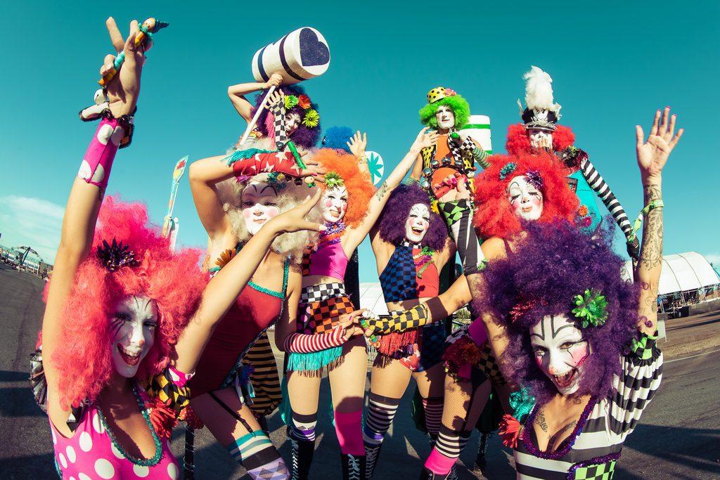 Electric Daisy Carnival - EDC 2014 - Alex Perez for Insomniac