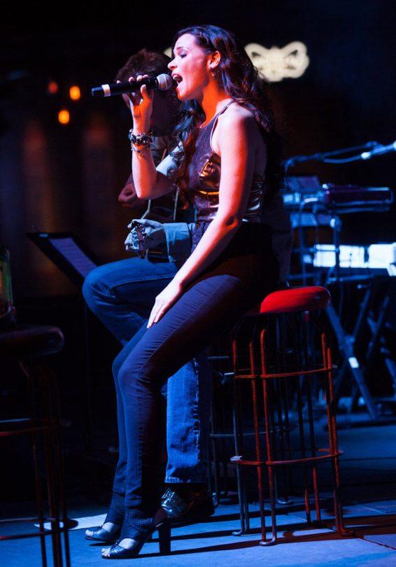 Jordan Kate Mitchell at Brooklyn Bowl