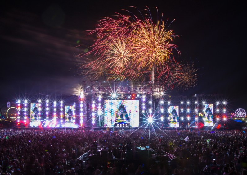 EDC 2014 - aLIVE Coverage for Insomniac