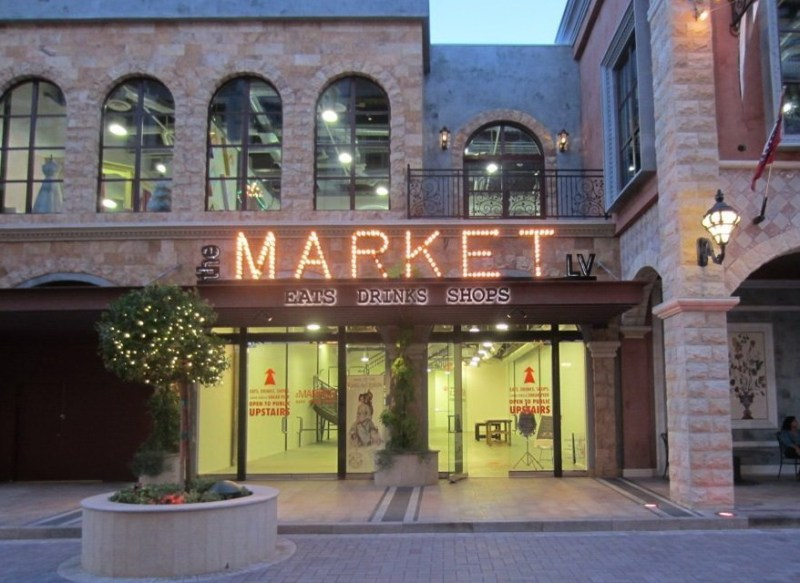 Market LV at Tivoli Village