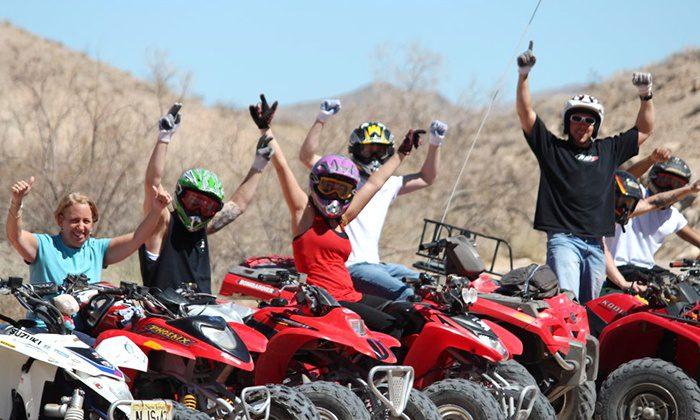 Nellis Dunes ATV Tour