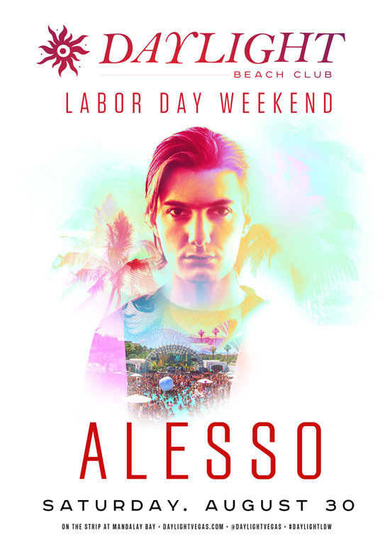 Alesso at Daylight Beach Club