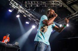 Black Sheep at Legends of Hip Hop Show