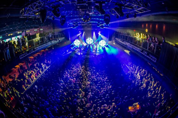 Disclosure at Brooklyn Bowl Las Vegas