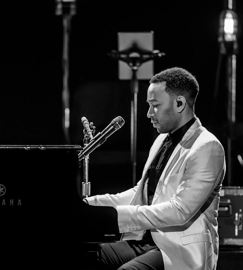John Legend performs at The Chelsea at The Cosmopolitan of Las Vegas