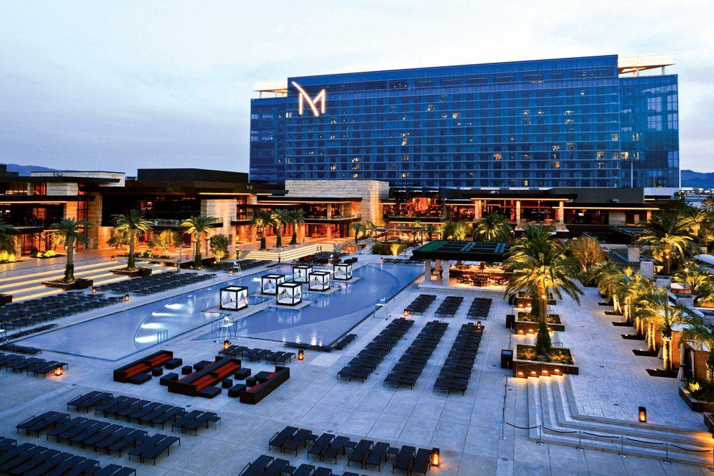 M Resort Spa