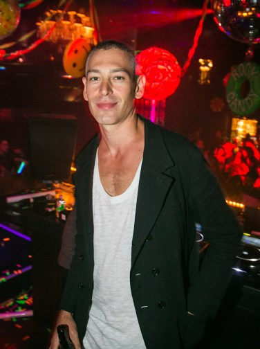 Matisyahu at Body English