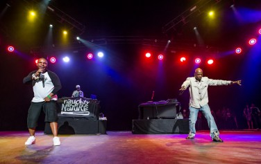 Naughty by Nature at Legends of Hip Hop Show 13