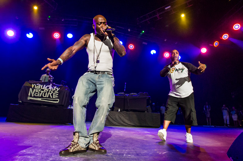 Naughty by Nature at Legends of Hip Hop Show
