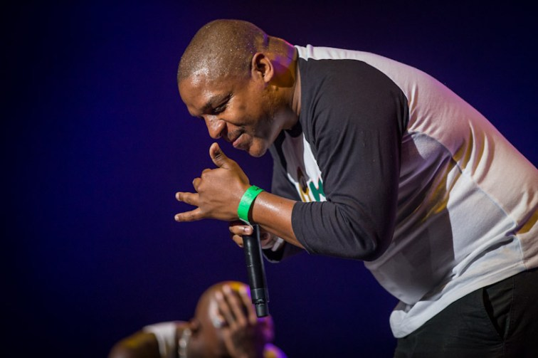 Naughty by Nature at Legends of Hip Hop Show 9