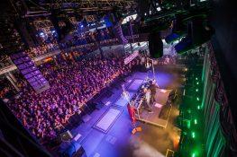 Atmosphere at Brooklyn Bowl Las Vegas
