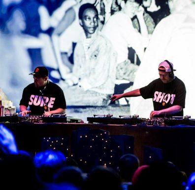 DJ Shadow & Cut Chemist at Brooklyn Bowl Las Vegas
