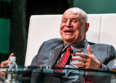 Don Rickles at Weldbend-IPD Breakfast
