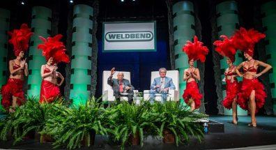 Regis Philbin & Don Rickles at Weldbend-IPD Breakfast