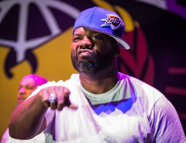 Wu-Tang Clan at Brooklyn Bowl Las Vegas 05