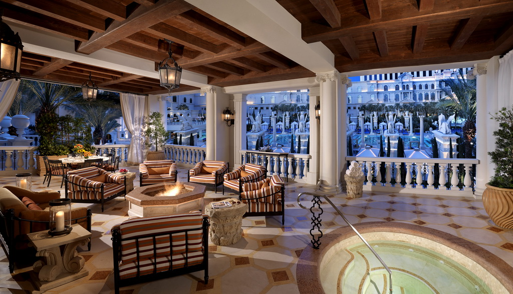 Anthology Villas at Caesars Palace