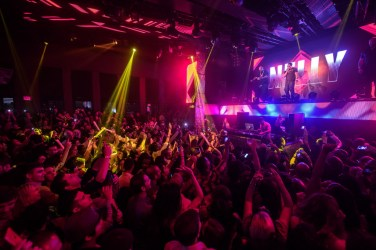 Nelly Hosts Worship Thursday at TAO