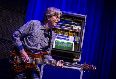 Phil Lesh at Brooklyn Bowl Las Vegas