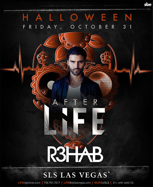 R3hab at LiFE Nightclub