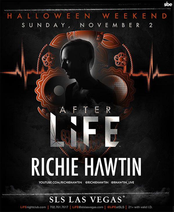Richie Hawtin at Life Nightclub