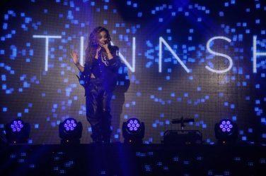 Tinashe Performs at TAO Nightclub