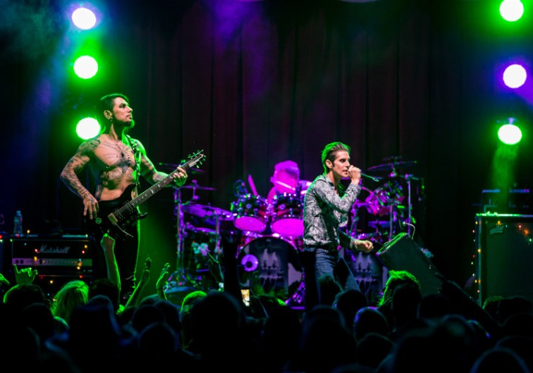 Janes Addiction at Brooklyn Bowl Las Vegas