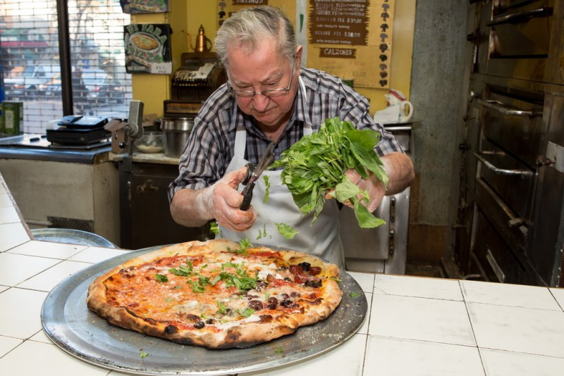Di Fara Pizza at Forum Food Court