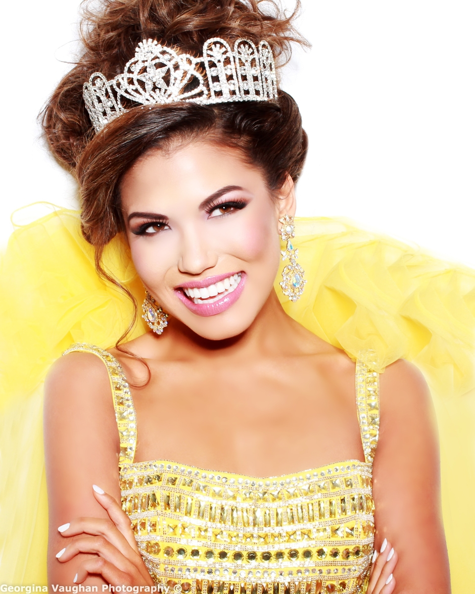 Miss Nevada Teen USA Geovanna Hilton by Georgina Vaughan