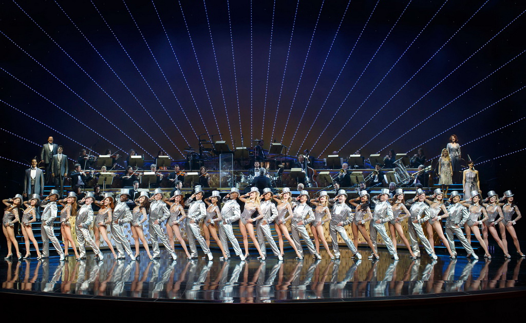"""One"" from A Chorus Line as featured in Steve Wynn's ShowStoppers"