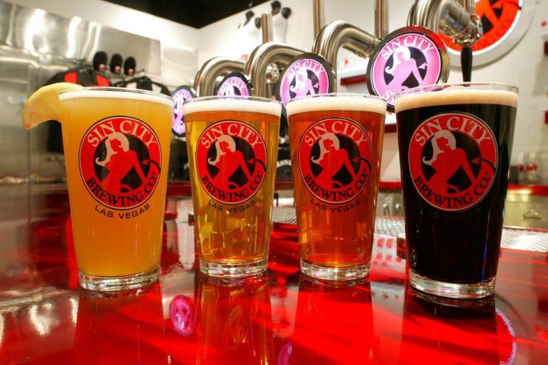 Sin City Brewing Company