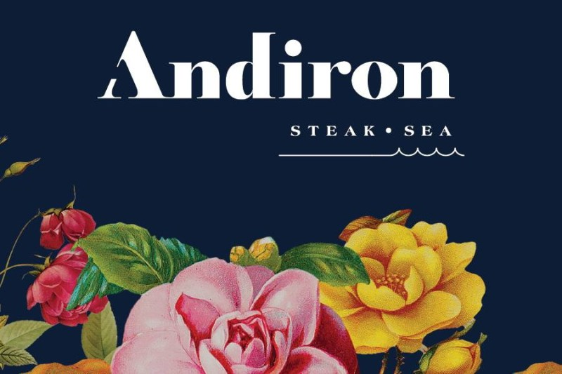 Andiron Steak & Sea