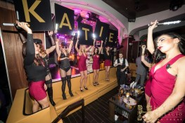 Vanderpump Rules cast celebrates Katie Maloney's birthday at Hyde Bellagio