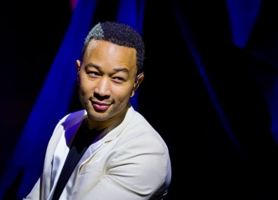 John Legend at iHeartRadio Ultimate Valentine's Day Escape