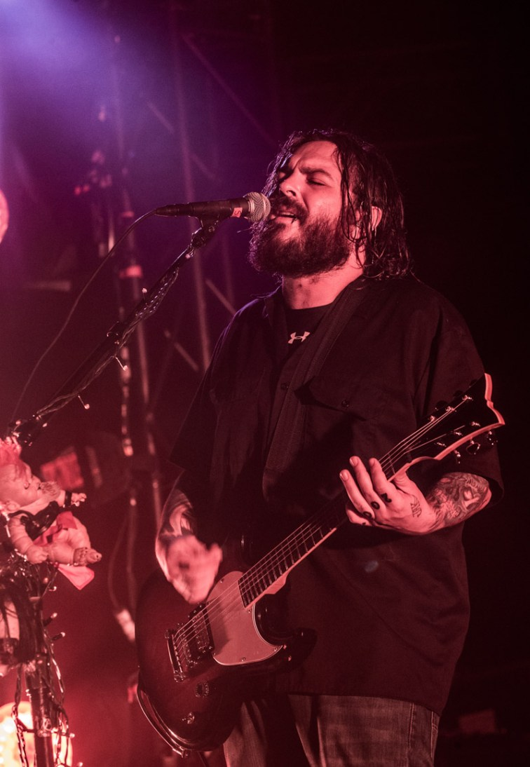 Seether Inside The Joint at Hard Rock Hotel