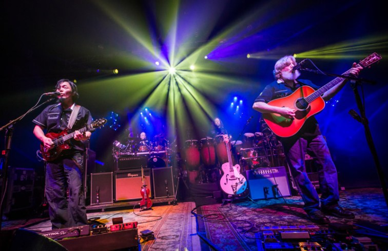 The String Cheese Incident at Brooklyn Bowl Las Vegas 04