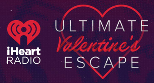 iHeartRadio Ultimate Valentine's Escape at Paris Las Vegas