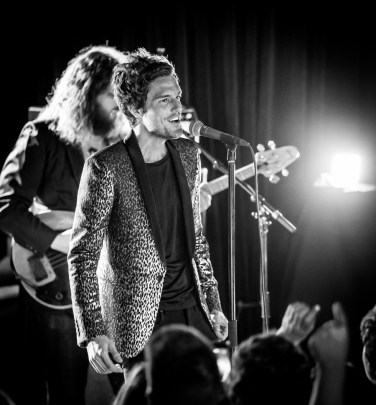 Brandon Flowers at The Bunkhouse Saloon