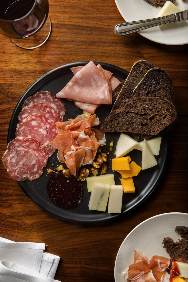 HEXX Cheese & Charcuterie Plate by Anthony Mair