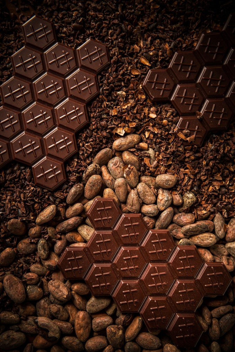 HEXX Chocolate by Anthony Mair