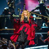 Madonna Rebel Heart Tour Pics at MGM Grand