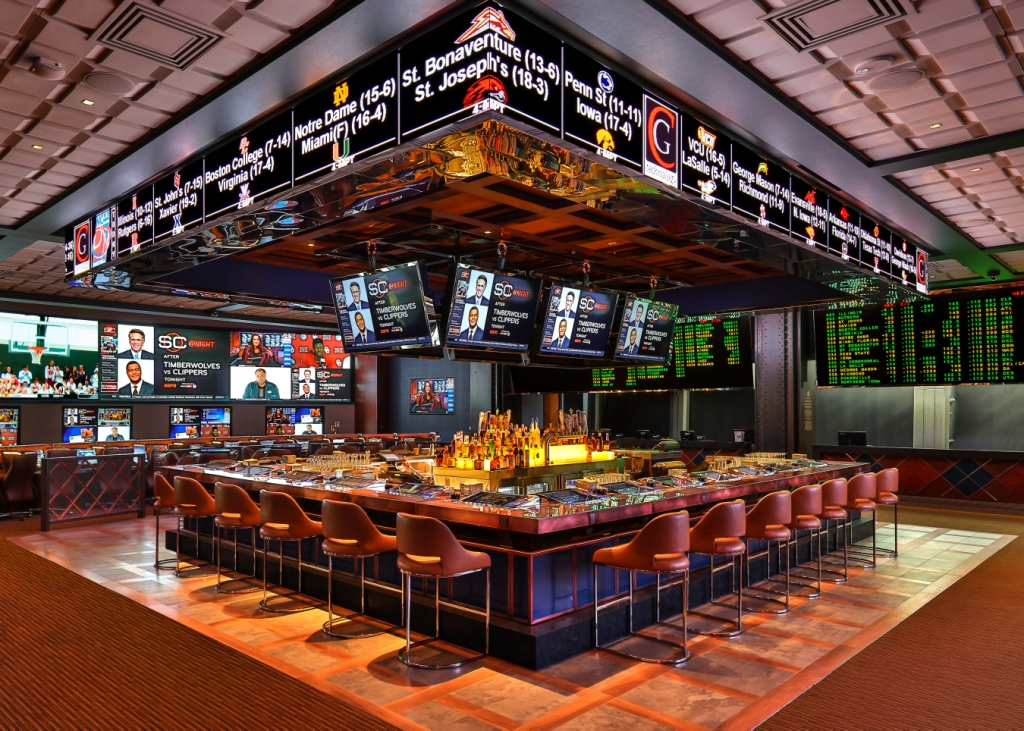 The Cosmopolitan of Las Vegas Race and Sports  Book