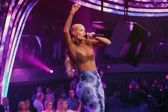 Iggy Azalea Performs Live at JEWEL Nightclub