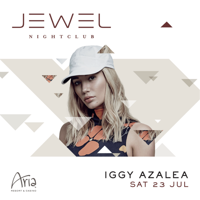 Iggy Azalea at JEWEL