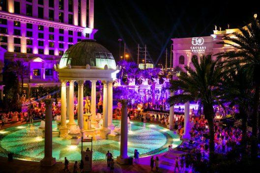 Caesars Palace 50th Anniversary Celebration Weekend